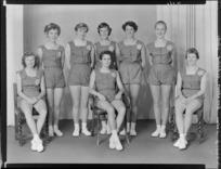 Onslow Amatuer Athletic Club, Wellington, members of 1959