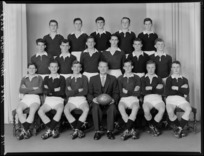Wellington College, 3A XV rugby football team of 1959
