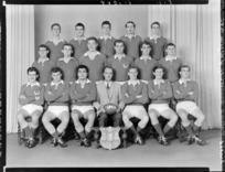 Victoria University of Wellington Rugby Football Club, junior 3rd grade team of 1962