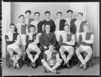 Wellington College, 1st XI soccer team of 1964
