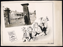 Heath, Eric Walmsley, 1923- :Governor General gets rise of $8500 to keep up with cost of living. Dominion (Wellington) 1971.