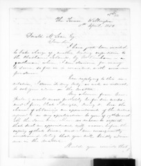 Inward letters - Surnames, Al - An
