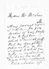 Inward letters - Surnames, Lai - Lal