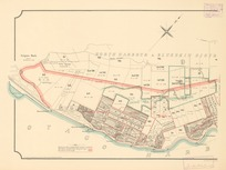 Map of the Borough of West Harbour [electronic resource] drawn by S.A. Park, May 1924.