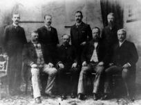 John Ballance and his Cabinet