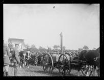 Sir Douglas Haig at the Anzac Horse Show, World War I