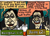 Doyle, Martin, 1956- :Chinese water torture. 26 June 2014