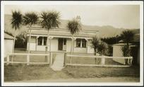 Homestead at Te Marama Station, Makara