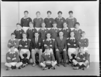 Wellington Rugby Football Union representatives, under 17 1/2 grade