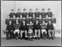 Athletic Rugby Football Club, Wellington, senior 2nd division team of 1968