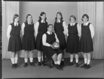 St Mary's College, Wellington, senior 'D' Basketball team, of 1968