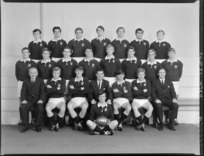 Wellington Rugby Footballball Union, under 19 representative rugby union team, of 1968