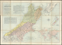 Johnstons' emigration map of the British colony of Nelson &c. New Zealand [cartographic material] / constructed from the most recent surveys & explorations by W. & A.K. Johnston, geographers, engravers & printers to the Queen.