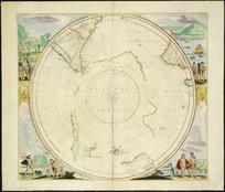 [Polus Antarcticus] [cartographic material].
