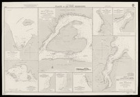 Plans in the New Hebrides [cartographic material].