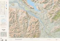Coleridge / National Topographic/Hydrographic Authority of Land Information New Zealand.