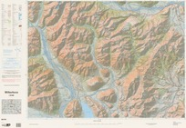 Wilberforce / National Topographic/Hydrographic Authority of Land Information New Zealand.
