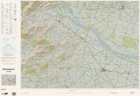 Waimakariri / National Topographic/Hydrographic Authority of Land Information New Zealand.