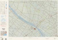 Rakaia / National Topographic/Hydrographic Authority of Land Information New Zealand.