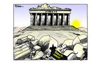 Greece. Radical Unrest