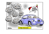 Noxious emissions