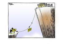 Have Nots. Budget Bridge. Haves