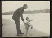 Thomas Duncan Macgregor Stout and his son Robert Edward Stout
