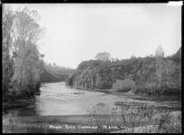 Waikato River at Cambridge, circa 1910s