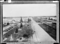Ashburton, general view looking down East Street - Photograph taken by A W H