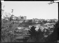 View of Auckland Hospital