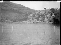 Tokatoka Bay, Raglan Harbour, 1910 - Photograph taken by Gilmour Brothers