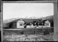 Government Sanatorium at Hanmer Springs