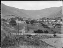 View of Heathcote, Christchurch