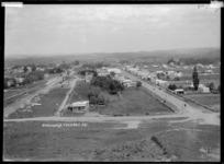 General view of Otorohanga township