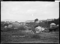 View of Remuera looking towards Rangitoto Island