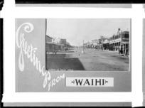 Seddon Street, Waihi, ca 1910