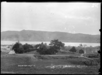 Raglan from Long Street, July 1910 - Photograph taken by Gilmour Brothers