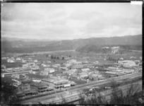 View of Taumarunui