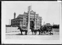 Post office, Opunake - Photograph taken by David Duncan