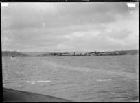 Raglan from Wharepuna, August 1910 - Photograph taken by Gilmour Brothers