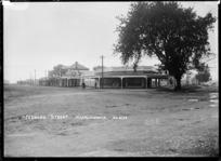 Jesmond Street, Ngaruawahia, circa 1915