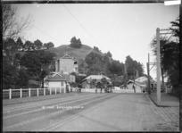 Mount Eden Road, Mount Eden, Auckland