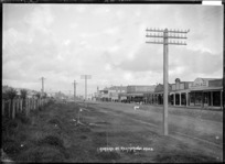 Hakiaha Street, Taumarunui