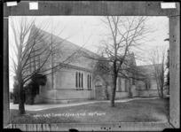 Anglican Church at Ashburton, St Stephen's Church - Photograph taken by A W H