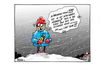 New Zealand winter weather