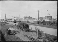 The Square, Palmerston North