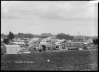 General view of Pukekohe