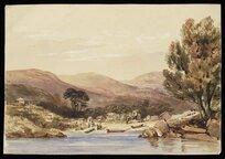 [Selwyn, George Augustus], 1809-1878 :Putiki, Island of Waiheke [ca 1845]