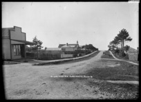 View of Onewa Road, Northcote, Auckland