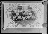 Mental Hospital Football Club, Porirua, Wellington, soccer team of 1912